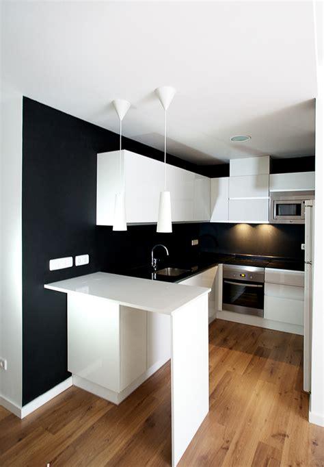 ideas cocinas pequenas cocinas modernas minimalistas