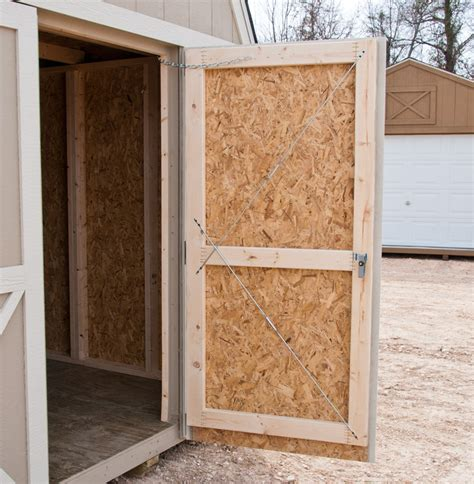 How To Build Shed Doors by Images Of How To Make A Wooden Shed Door Woonv