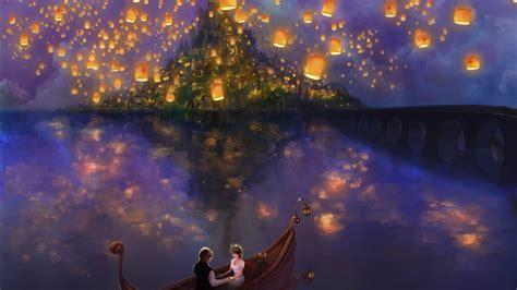 wallpaper couple anime hd romantic anime couple raiponce hd wallpapers