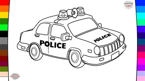 Sound Coloring Pages