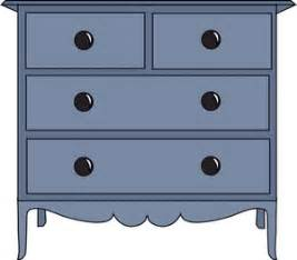 bedroom furniture clipart dresser clipart image dresser or chest of drawers
