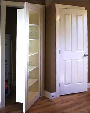 Replace A Closet Door With A Bookcase Door by Replace A Closet Door With A Bookcase Door Projects