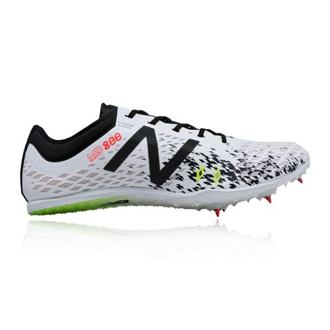 track shoes for new balance md800v5 mens white track field running sprint