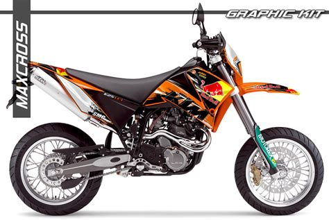 Stickers Red Bull Ktm 690 Smc by Search Results For Ktm 625 Smc 2006 Photo 6