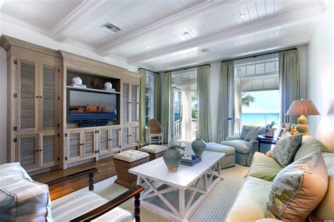 living room retreat with a coastal feel in this living living room coastal retreat 49939 house decoration ideas