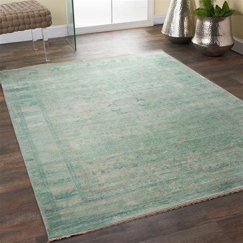 aqua green rug 170 best images about turquoise teal aqua on drum shade ceramic table ls and