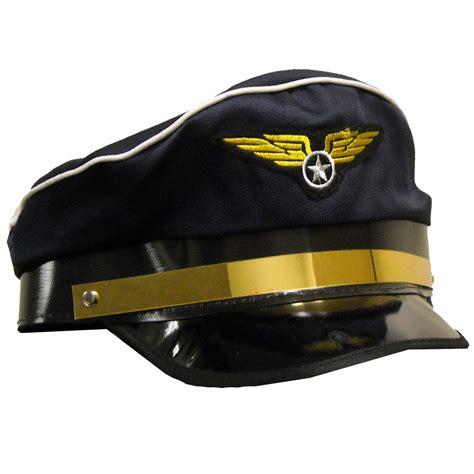 Pilot Hat 1 airplane pilot hat buycostumes
