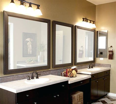 Bathroom Lighting Ideas Mount Lights The Sink Bathroom Lighting Greenvirals Style Bathroom Light Mirror Ideas For Rectangle Black Wooden Wall Mount White Sink Stained