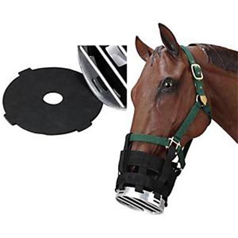 Cribbing Muzzles For Horses by Basic Aluminum Cribbing Muzzle