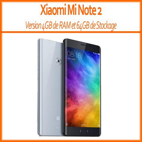 Xiaomi Mi Note 2 Ram 4gb Rom 64gb xiaomi mi note 2 4gb ram 64gb rom xiaomi