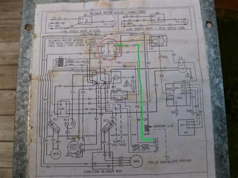 inside gas heater thermostat wiring diagram inside get