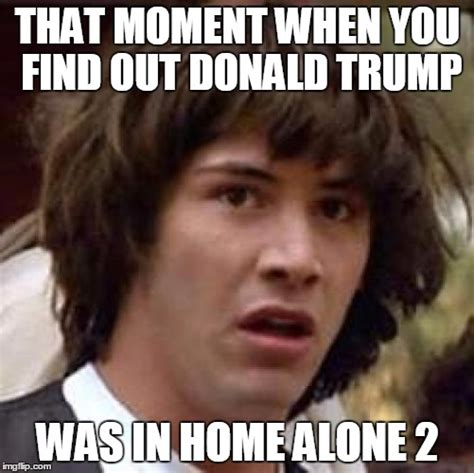 watched home    night  donald trump