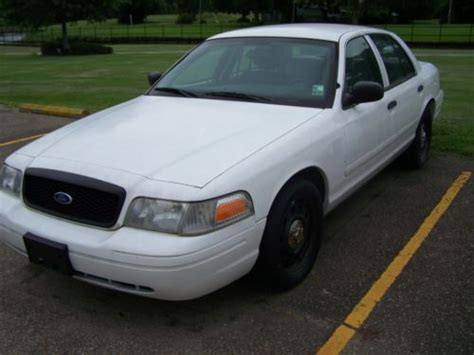 how cars run 2008 ford crown victoria head up display buy used 2008 ford crown victoria police in gonzales louisiana united states