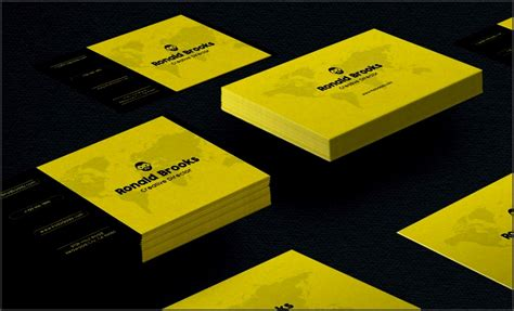 Business Card 8 Sheet Printing Template Psd by 8 Name Card Photoshop Template Sletemplatess