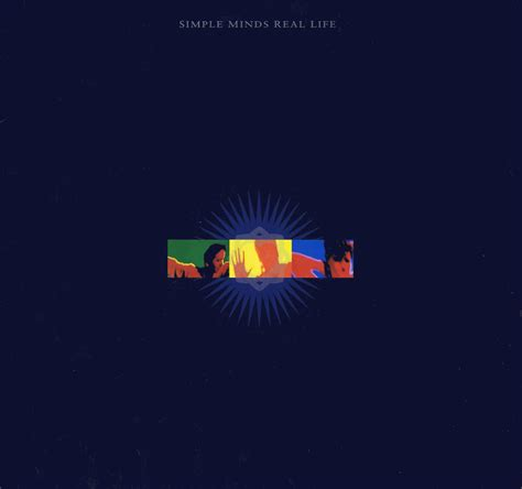 Cd Simple Minds Real real