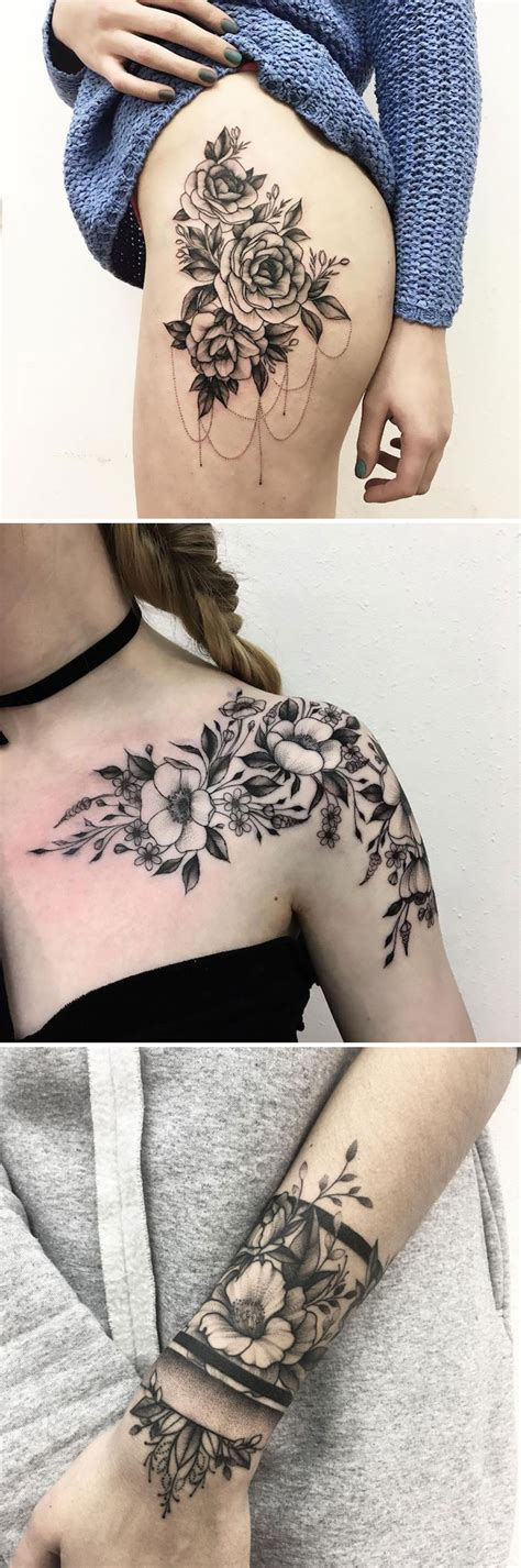 best floral tattoo artists 10 floral artists you could trust your skin to
