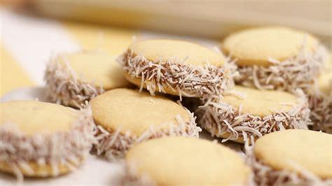 best alfajores alfajor cookies recipe tastemade