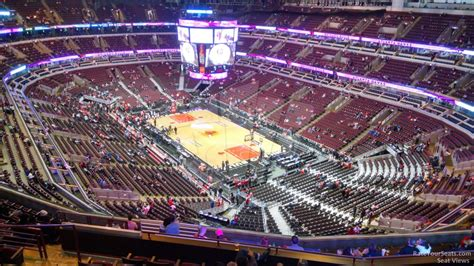 section 329 united center united center section 329 chicago bulls rateyourseats com