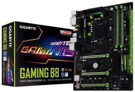 Motherboard Gigabyte Ga Gaming B8 Soc 1151 gigabyte gaming b8 lga 1151 7th 64gb motherboard price