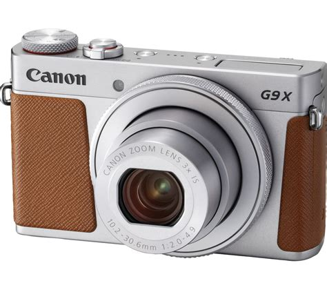 canon powershot g9x ii silver buy canon powershot g9x mk ii high performance compact