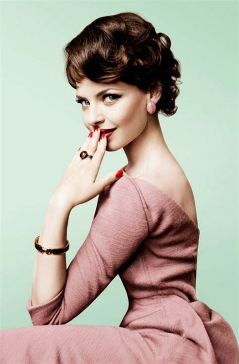 short old fashioned haircuts old fashioned hairstyles for vintage modern and short hair styles 5 vintage hairstyles