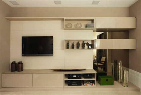 decoração de quarto de casal bancada sala de tv decorada 37 modelos para inspirar
