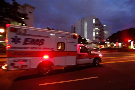Ems Lights by What Slows Emergency Responders When Every Second
