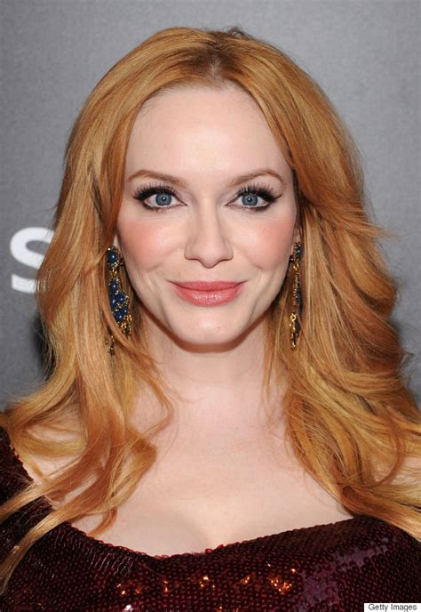 strawberry blonde actresses christina hendricks strawberry blonde hair tops this week