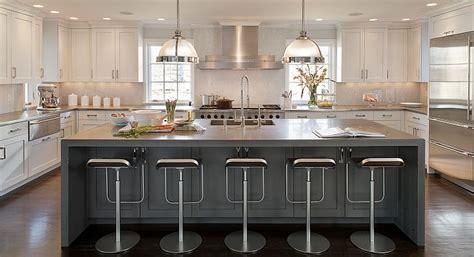 u shaped kitchen island u shaped kitchen contemporary kitchen kitchens by deane