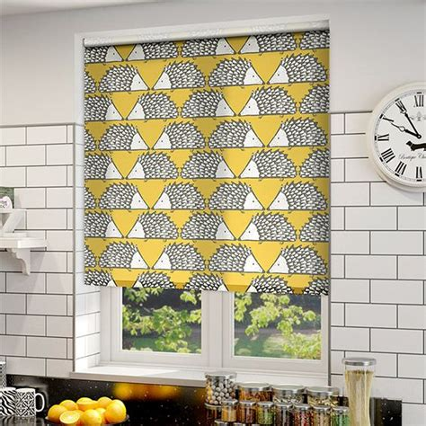 yellow kitchen blinds 25 best ideas about yellow roller blinds on