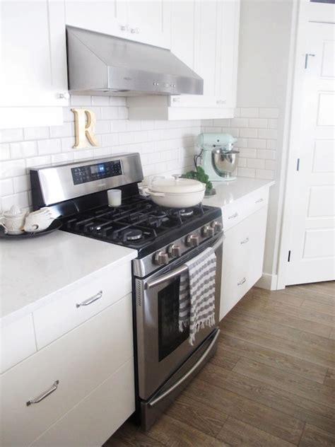 Mismatched Kitchen Cabinets   Transitional   kitchen   Oh