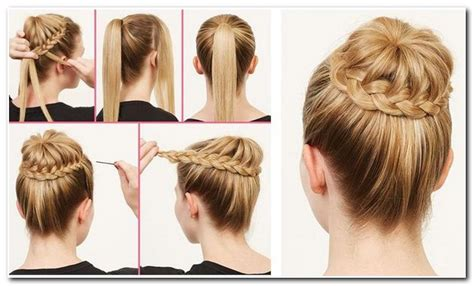 hairstyles to do at home step by step how to make a new hairstyle at home hairstyles by unixcode