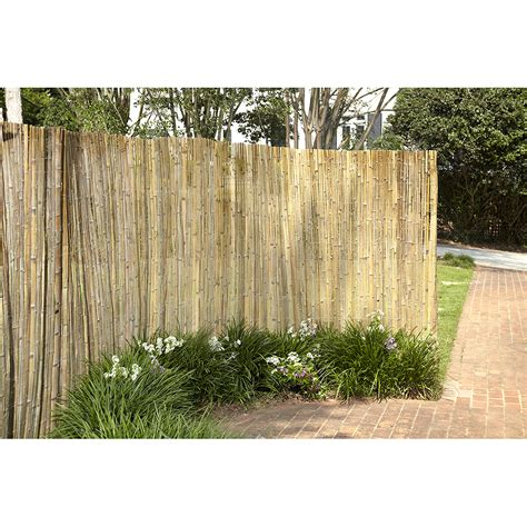 gardenpath  op bamboo fence   bag walmartcom