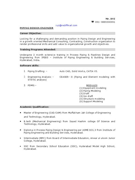Piping Stress Engineer Sle Resume by Personal Strengths For Resume Creative Resume Templates Word Document Basic Resume Templates