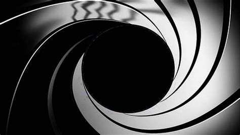 powerpoint templates james bond james bond gun barrel wallpaper