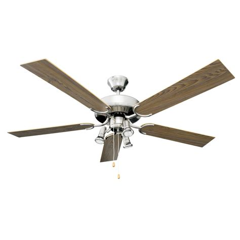 ceiling fan with spotlights heller felix 1300mm 5 reversible blade ceiling fan with
