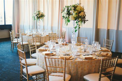 Blush And Gold Wedding Decor by Blush And Gold Reception Decor Elizabeth Designs
