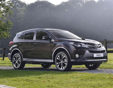 most comfortable suv uk toyota rav4 most comfortable cars in the uk do you own