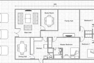 draw your house floor plan draw a simple floor plan for your dream house fiverr