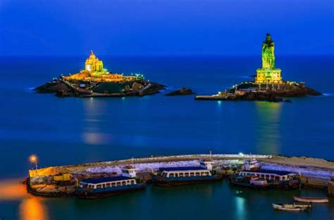 kanyakumari   places  visit  tamil nadu top