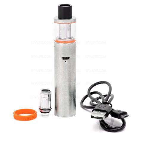 Smok Vape Pen 22 Kit 1650mah authentic smoktech smok vape pen 22 1650mah 22mm silver starter kit