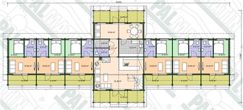 Sauna Floor Plans by Motel Palmatin Wooden Houses High Quality Log Homes