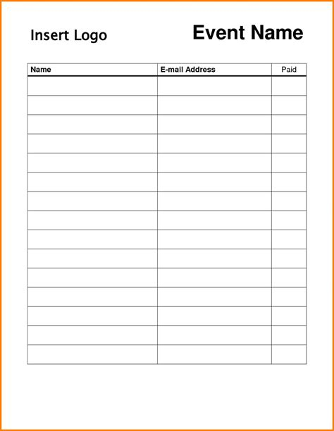 gym layout template sign in log sheet template and gym sign in sheet template