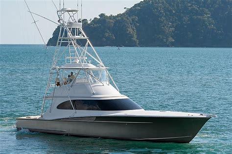 custom built sport fishing boats 2009 used spencer yachts custom carolina sports fishing
