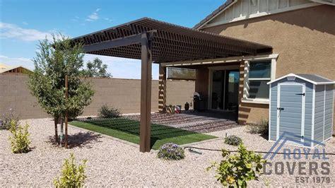 alumawood lattice patio cover installer mesa