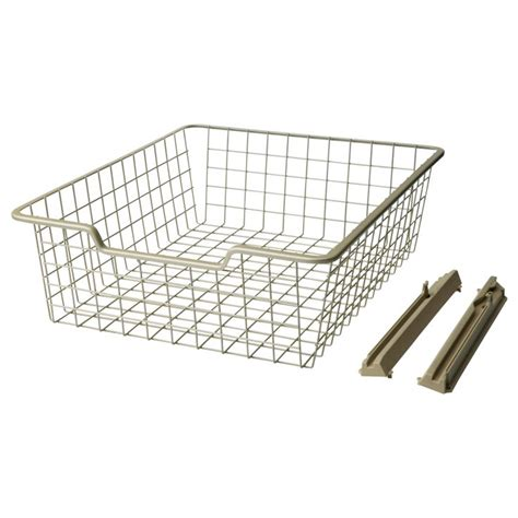 Wire Basket Drawers For Wardrobes by Komplement Wire Basket 10 Maison Cuisine