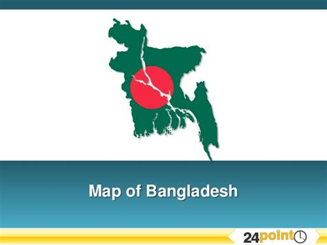 powerpoint tutorial in bangla ppt map of bangladesh