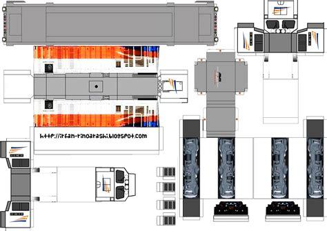 Pola Papercraft - maret 2014 irfanr production