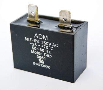 Kapasitor 2 2 Uf 450vac motor start capacitors and motor run capacitors