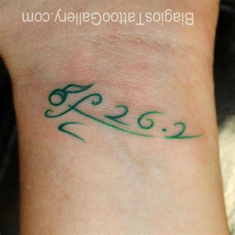 tattoo designs for runners biagio s gallery tattoos marathon